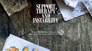 Support, Therapy and Instability Book Launch Party at Neuehouse