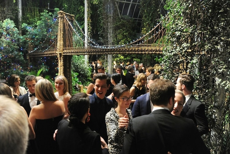 The New York Botanical Garden Winter Wonderland Ball