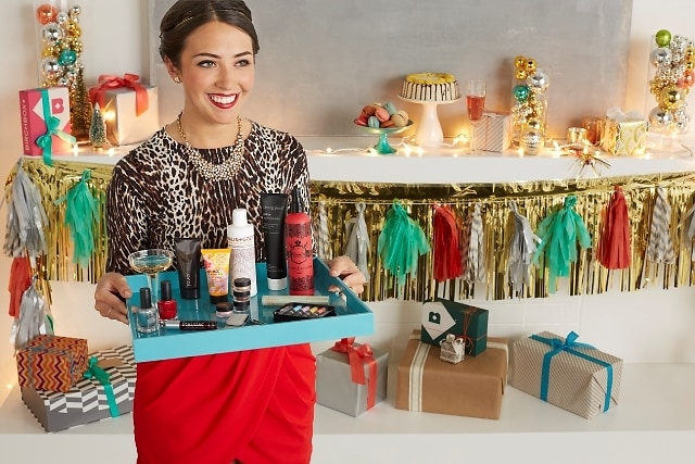 Birchbox Holiday Pop-In