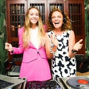 DIANE von FURSTENBERG and Harley Viera-Newton Celebrate Launch of Holiday Capsule Collection