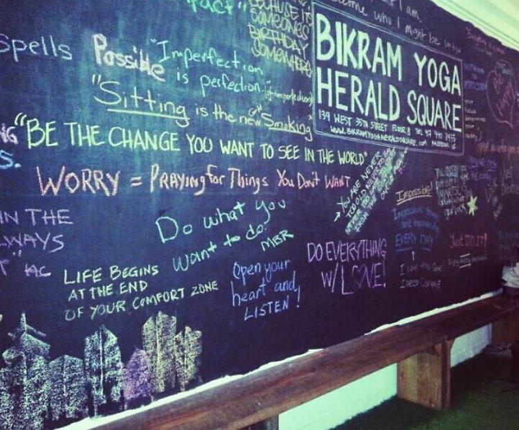 Bikram Yoga Herald Square