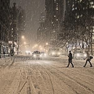 Winter Storm Janus