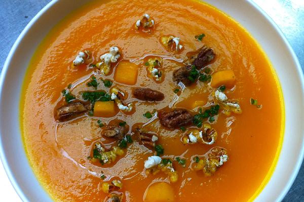 Seersucker's Butternut Squash Soup
