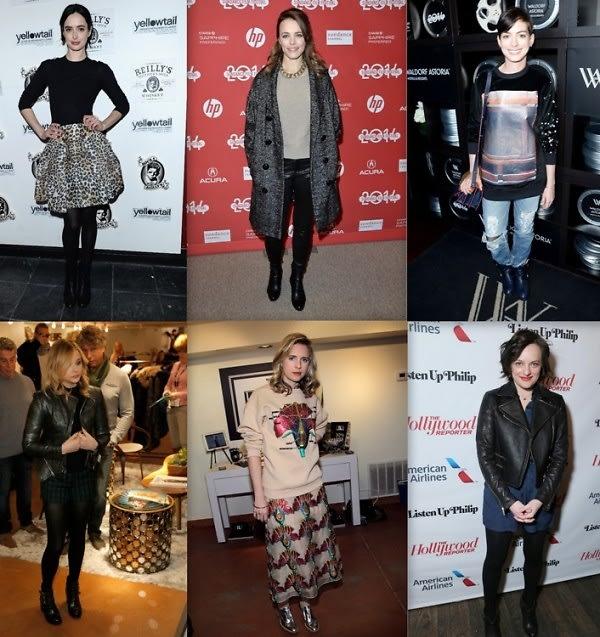 Sundance 2014 Celeb Style