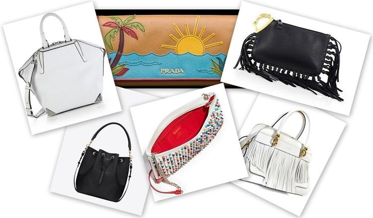 Spring 2014 Handbag Trends