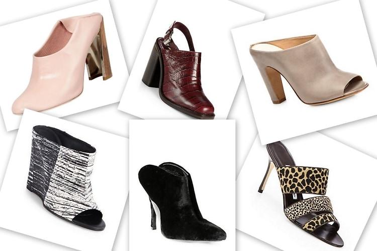 Mule Shoe Trend