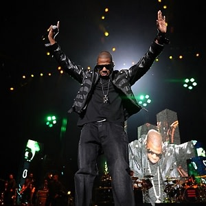 Jay-Z Magna Carter Tour Kick Off Concert