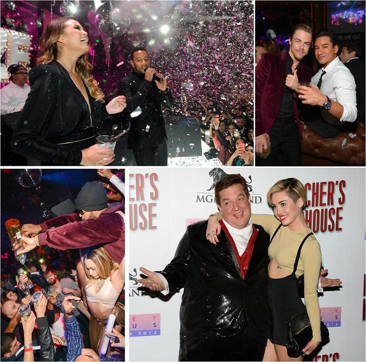 Last Night's Parties Las Vegas