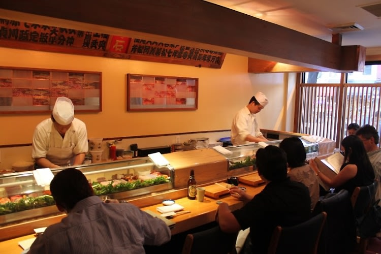 Sushi Restaurants Open Late Nyc