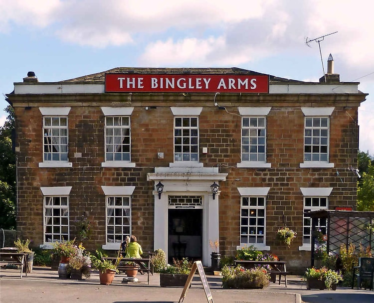 The Bingley Arms