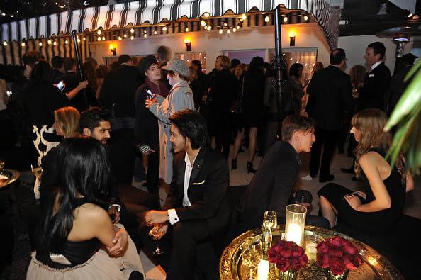 Last Night's Parties: Cate Blanchett, Jared Leto, Amy