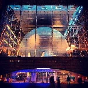 Romance Under the Stars at the Hayden Planetarium