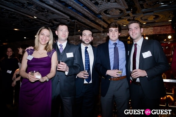 Hedge Funds Care Valentine's Ball