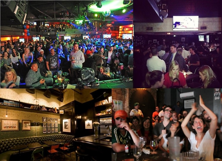 NYC Sports Bars