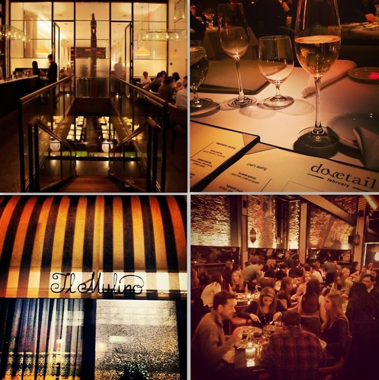 NYC Restaurant Week 2014