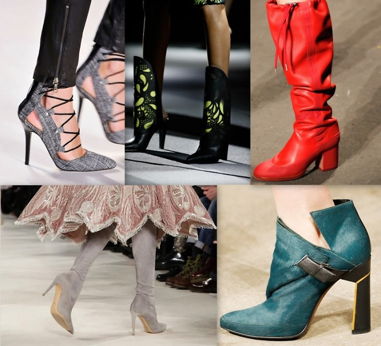 Fall 2014 NYFW Shoes