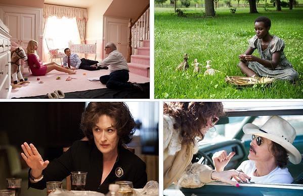 2014 Oscar Nominees