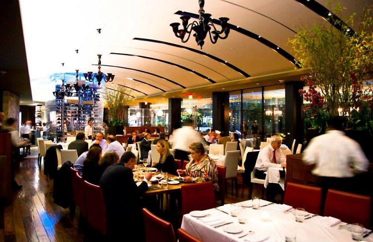 Drago Restaurant Los Angeles Menu