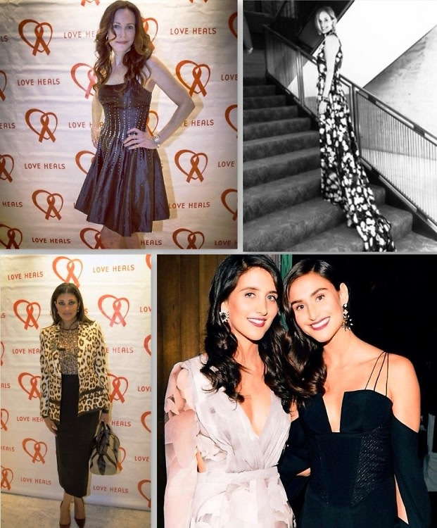 Best Dressed Guests Love Heals 2014