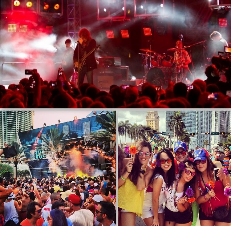 2014 Music Festivals