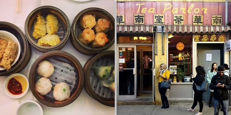 NYC Chinatown Dining Guide