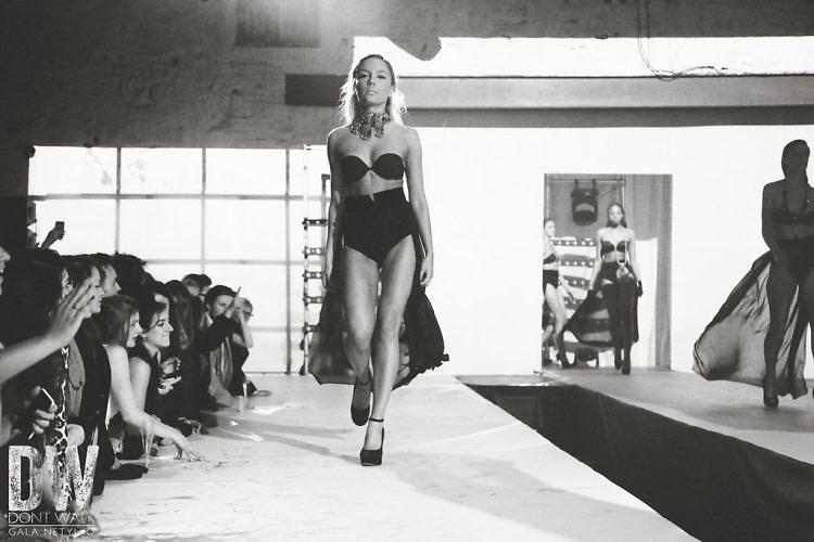 DONT WALK Charity Fashion Show
