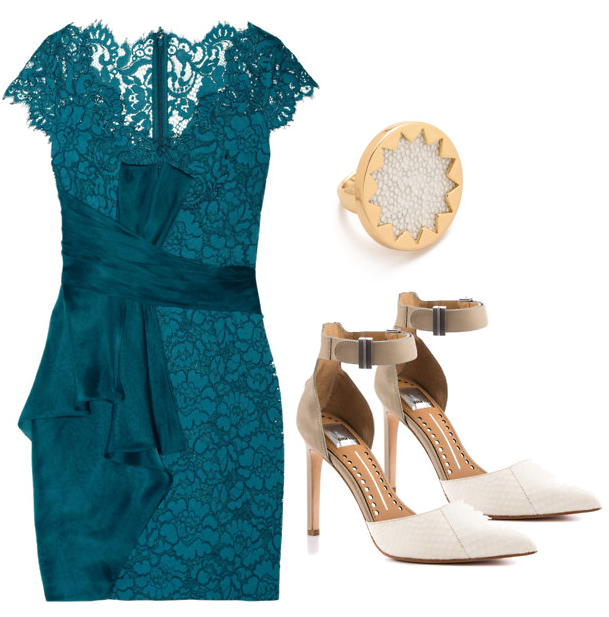 Chic Wedding Guest Attire : Wedding guest attire chic outfits for daytime evening