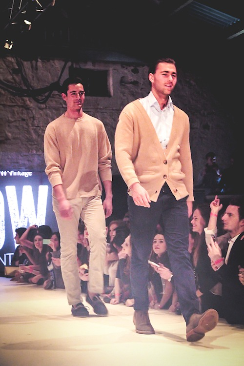 DONT WALK Charity Fashion Show