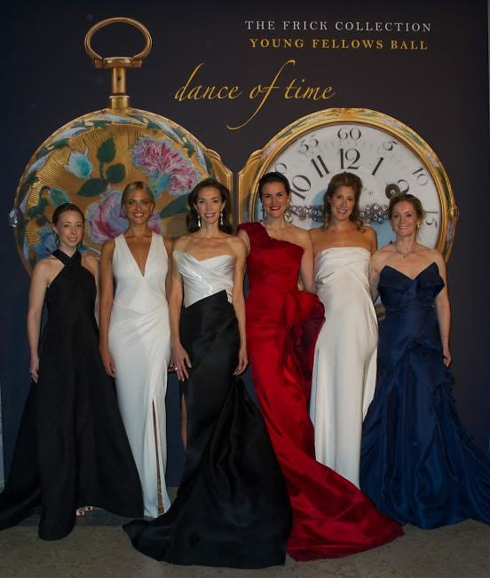 The Frick Collection Young Fellows Celestial Ball