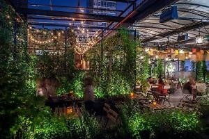 Gallow Green Reopening at the McKittrick Hotel