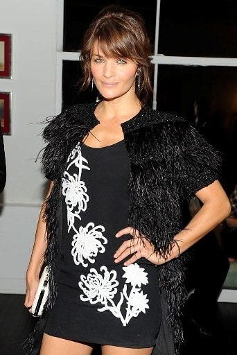 Helena Christensen, Refinery 29 & NYDJ Dinner