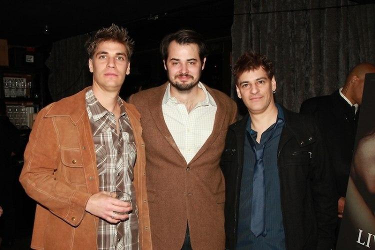 Matthew de Luca, Jack Bryan, Neil de Luca