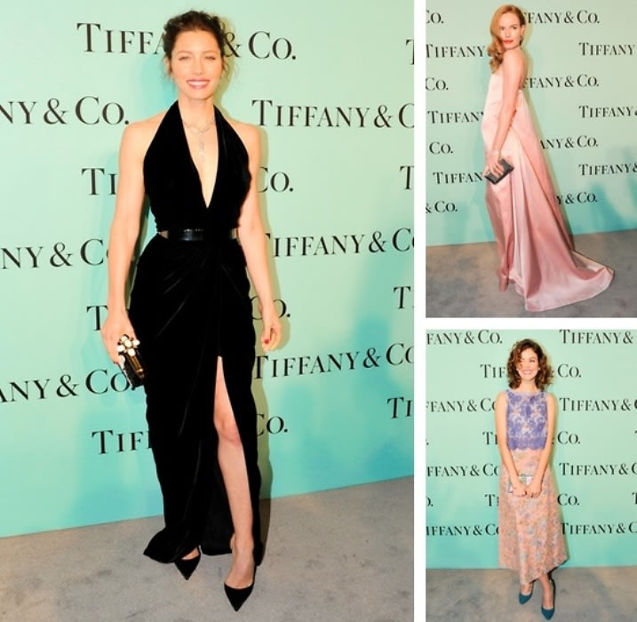 Best Dressed Guests: Tiffany & Co. Celebrates The 2014 ...