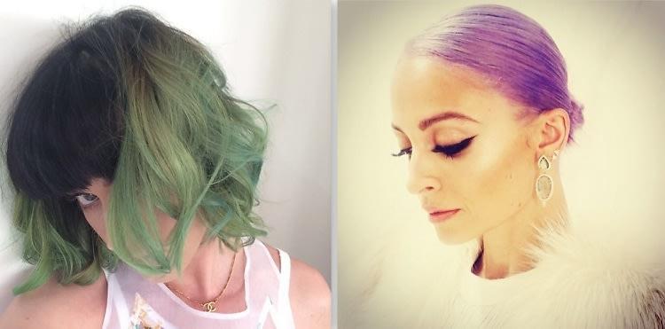 Katy Perry, Nicole Richie