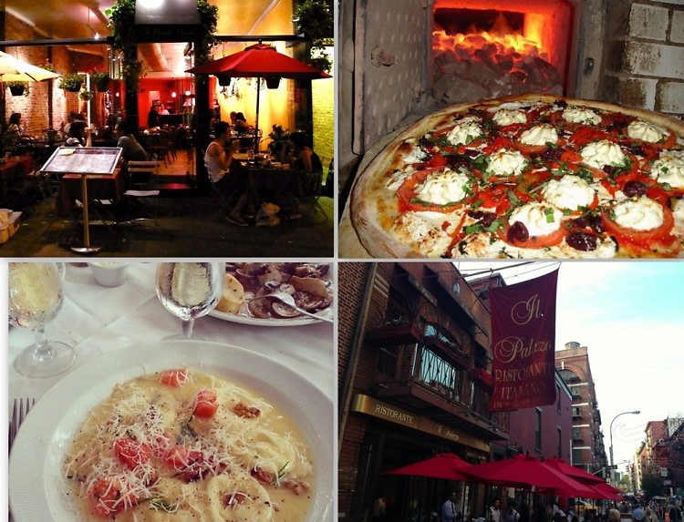 Little Italy Dining Guide