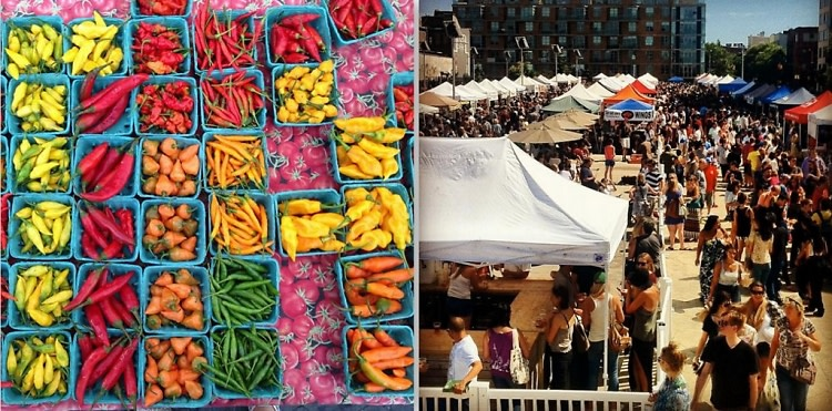 NYC Open Air Markets