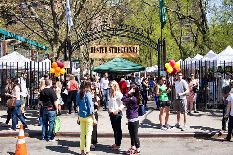 NYC's Best Open Air Markets & Bazaars Of The Season