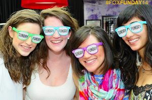 Team Fox Young Professionals of NYC's Fifth Annual Sunday Funday
