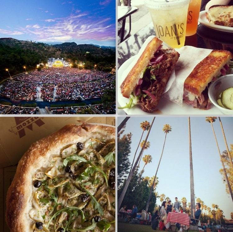 Hollywood bowl dining guide 7 picnic ideas from l a 39 s for Terrace 5 hollywood bowl
