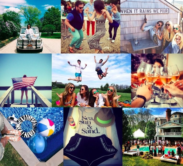 Hamptons Instagrams