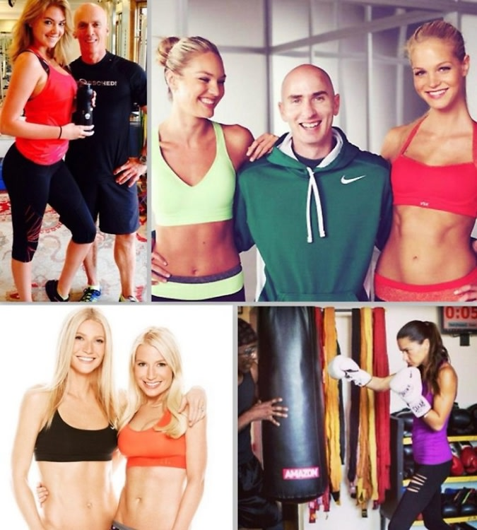 Celeb Fitness Trainers
