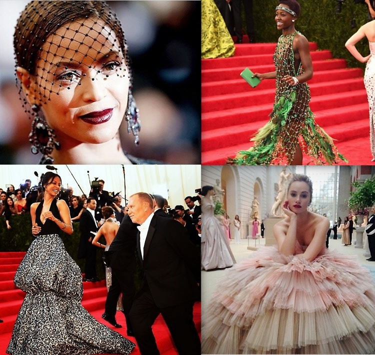 2014 Met Gala Fashion
