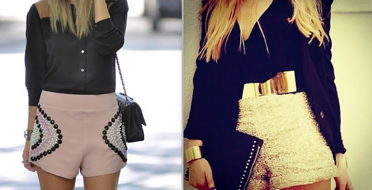 Evening Shorts