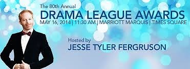 80TH ANNUAL DRAMA LEAGUE AWARDS