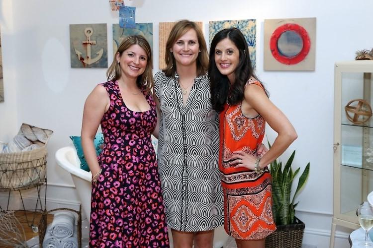 Nicole Steir, Gretchen Sloan, Corina Standiford