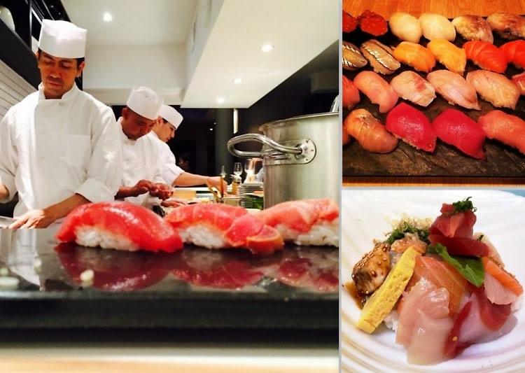 Best Sushi NYC
