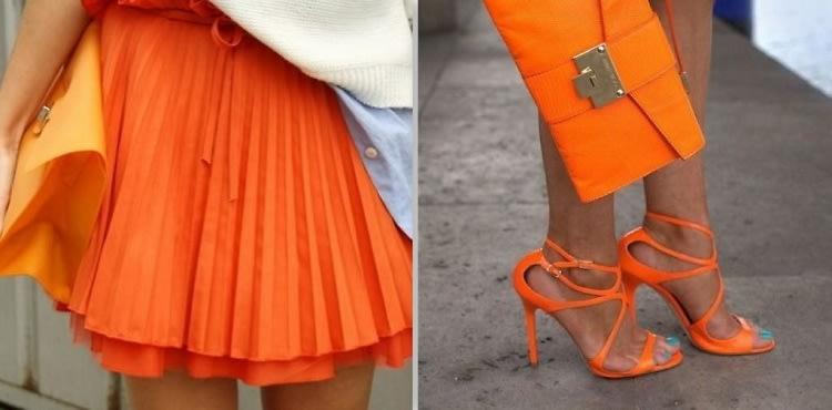 Orange Staples