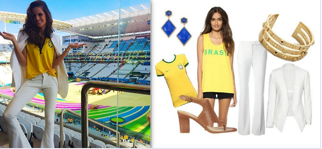 world cup fashion
