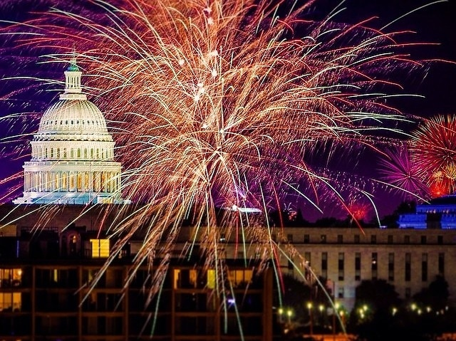 4th of July DC Guide