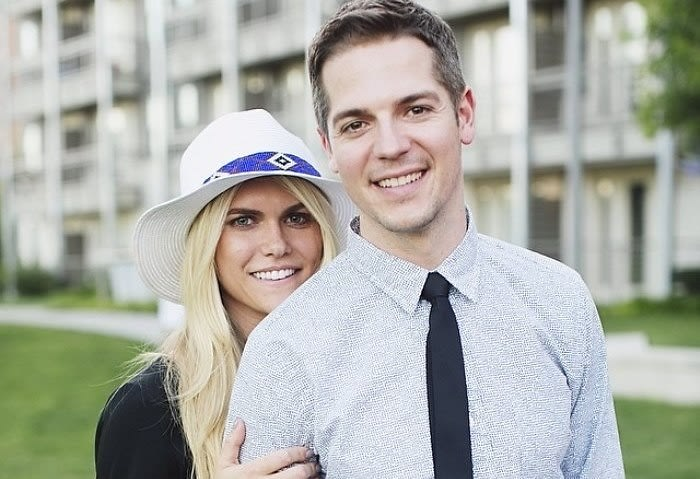 Lauren Scruggs, Jason Kennedy 1